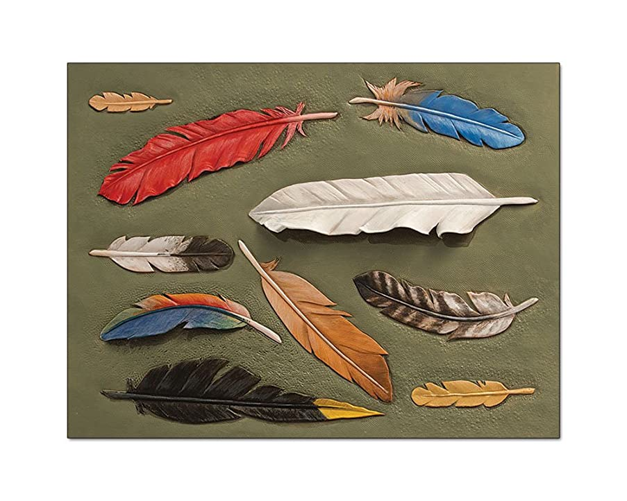 Tandy Leather Feathers Craftaid? 76631-00