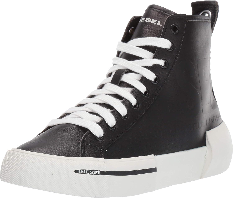 Diesel Women's S-dese Cut W-Sneaker Mid