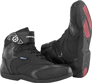 Firstgear XF-51-5871 Kili Lo Boots, Distinct Name: Black, Gender: Mens/Unisex, Primary Color: Black, Size: 11