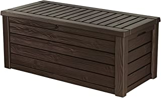 Amazon Com All Weather Deck Boxes Outdoor Storage Patio Lawn