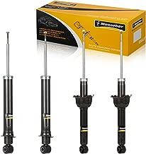 Maxorber 4 Pieces Front & Rear Full Set Shocks Struts Absorber Compatible with Honda CR-V 1997 1998 1999 2000 2001 Shock Absorber 1921261 1921260 341260 341261