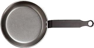Vaello La Valenciana Polished Steel Pan, 34 cm, Silver