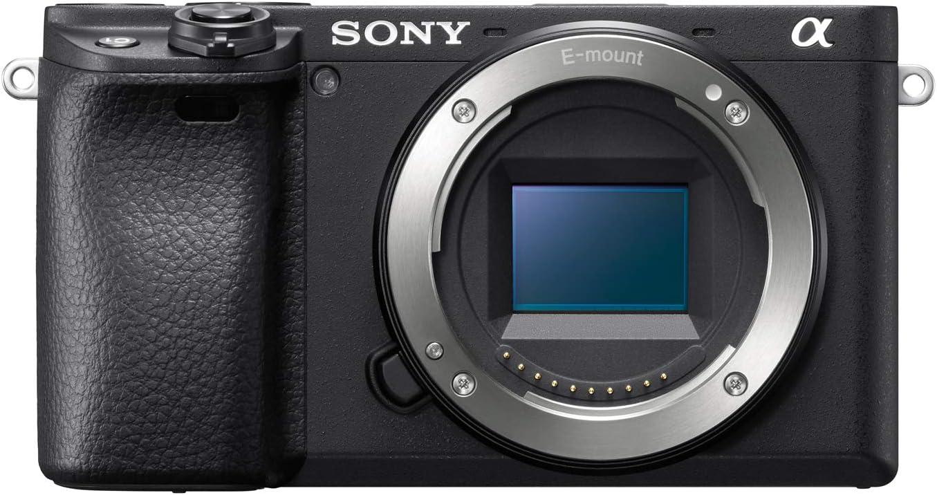 Image of Sony Alpha 6400