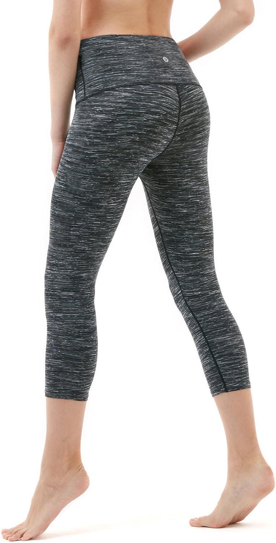 Tesla TMFYC32SDC_XSmall Yoga Pants HighWaist Tummy Control w Hidden Pocket FYC32