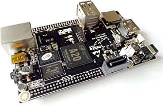 Cubieboard2 A20 Dual Core ARM MiniPC Cortex-A7 1GB DDR3 with Linux/Android/More Powerful pcduino/Raspberry pi/Smartfly Team