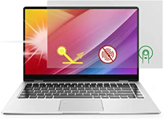 واقي شاشة مضاد للوهج وضد الأصابع (3 حزم) للكمبيوتر المحمول مقاس 14 بوصة