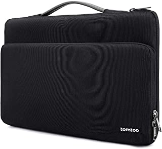 tomtoc 360°保護 PCバッグ 15.6インチ ThinkPad E595 / Dell XPS 17 2020発売、 耐衝撃 ノートパソコンケース Vostro 15 3000 / Dell Inspiron 15 3000 15-1...