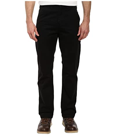 Carhartt Washed Twill Dungaree (Black) Men