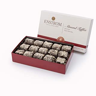 Almond Toffee Petites (Dark, 15oz)