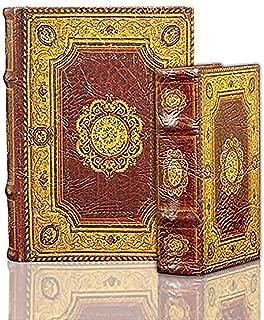 book shaped jewellery box