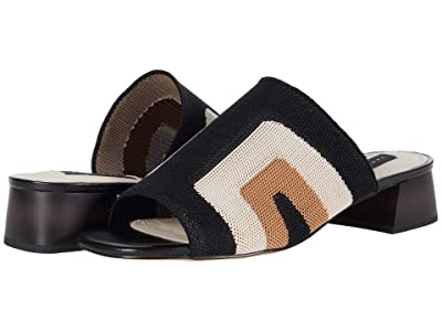 Sanctuary Rumble (Black/Milk/Tan) Women