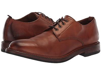 Frye Murray Oxford (Cognac Washed Dip-Dye Leather) Men