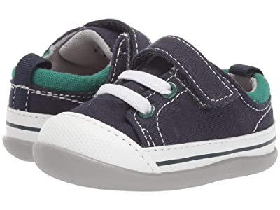 See Kai Run Kids Stevie II (Infant/Toddler) (Navy/Green) Boy
