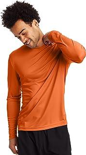 آستین بلند پیراهن هانس پیراهن آستین بلند Dri UPF 50+ (بسته 2)