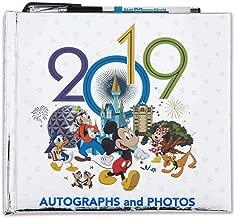2019 Walt Disney World Autographs and Photographs Book with Pen