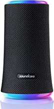 Anker Soundcore Flare 2 Bluetooth Speaker, with IPX7 Waterproof Protection and 360° Sound for Backyard and Beach Party, 20W Wireless Speaker with PartyCast, EQ Adjustment, and 12-Hour Playtime