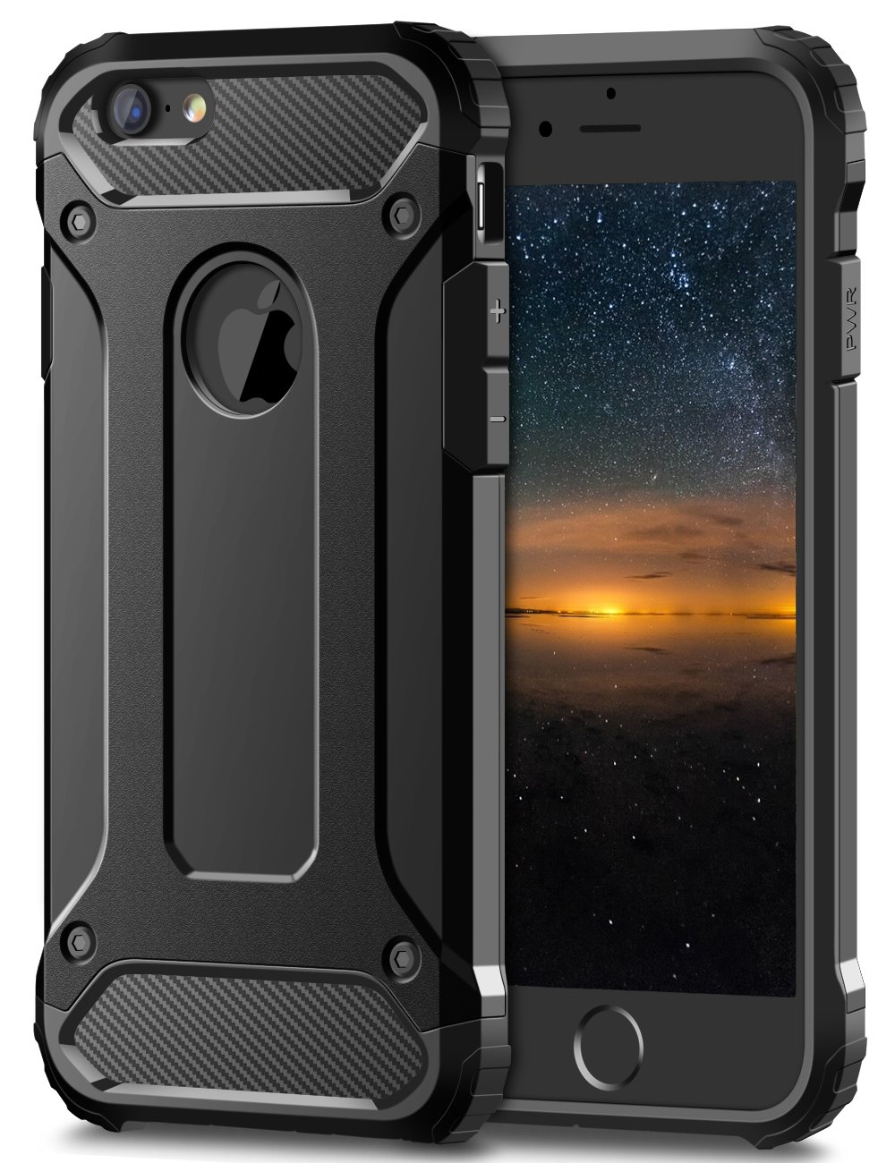 iphone 7 heavy duty case amazon co ukcoolden iphone 7 case, rugged tough dual layer armor case iphone 7 protective case shockproof