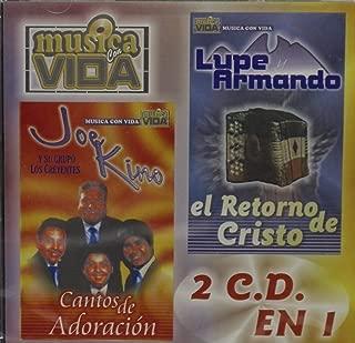 Cantos De Adoracion / El Retorno De Cristo [2 CD en 1]