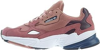 adidas Falcon Womens in Raw Pink/Dark Blue
