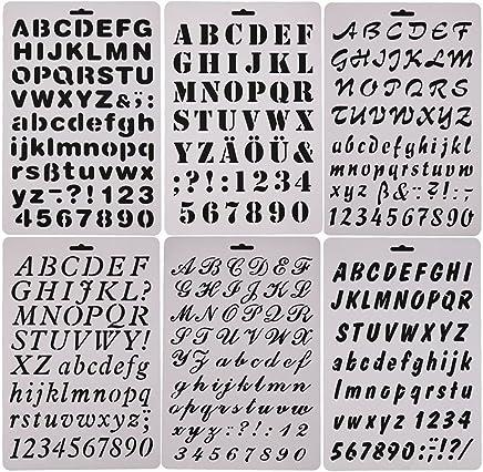 Amazon com: lettering stencils - Used