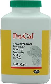 Pet-Tabs Calcium Formula Supplement