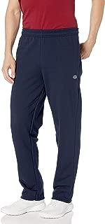 Champion Men's Powerblend Open Bottom Fleece Pant