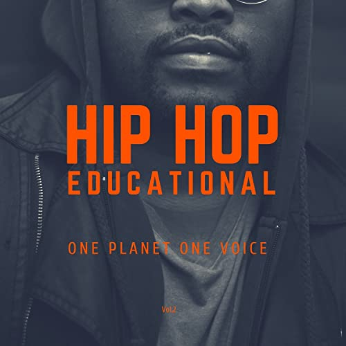 Hip Hop Educational  One Planet One Voice Vol.2 by Family Senci 8727f08773d