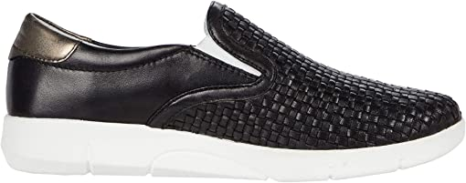 Black Italian Nappa Leather