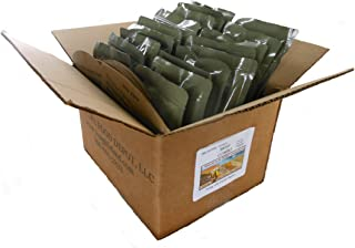 MRE Beef Entrees Combo - 18 pack