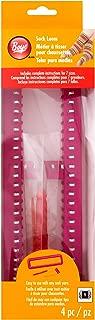 Simplicity Adjustable Plastic Sock Loom Kit, 4pc