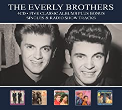 the everly brothers five classic albums