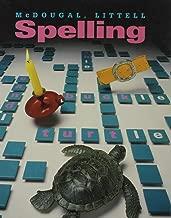 McDougal Littell Spelling: Grade 4