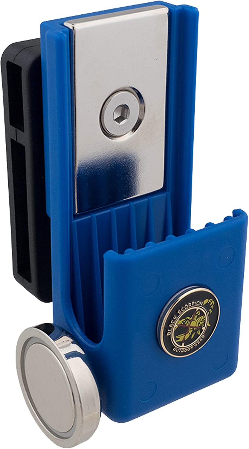 Black Scorpion Gear Competition Max 73% OFF Double Magazine List price Pouch Magnetic f