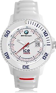Ice-Watch - BMW Motorsport (Sili) White - Reloj Blanco para Hombre con Correa de Silicone