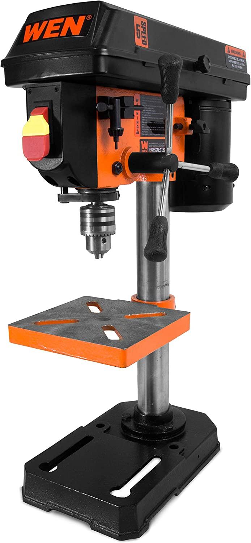 WEN 4208T 2.3-Amp 8-Inch 5-Speed Drill Press