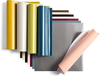 Cricut Prem Vinyl Essentials SMPLR 12X12 (12), Multicolore, Unique