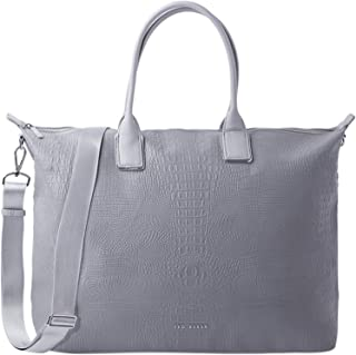 Ted Baker Tote for Women- Silver
