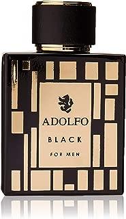 Adolfo Dominguez Black By Adolfo Dominguez for Men - 3.4 Oz Edt Spray, 3.4 Oz