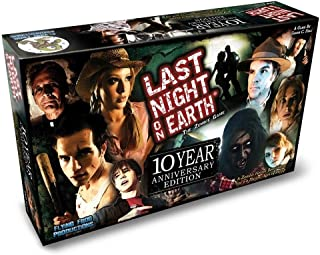 Last Night on Earth: 10th Anniversary Edition