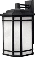 Hinkley 1275VK Cherry Creek - One Light Outdoor Large Wall Mount, Choose Lamping Option: 100W Medium Base