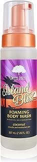 Tree Hut Shea Moisturizing Foaming Body Wash Island Bliss, 7oz, Ultra Hydrating Body Wash for Nourishing Essential Body Care