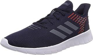 Adidas Asweerun, Men's Running Shoes, Red (Legend Ink/Onix/Active Red), 8 UK (42 EU) (F36334)