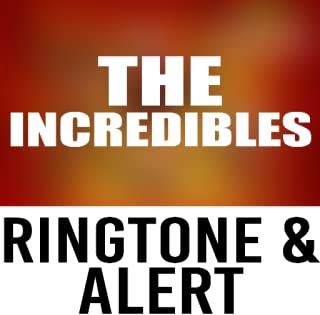 the incredibles ringtone