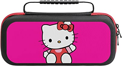 $20 » Game Storage Bag, Personalized Design Switch Travel Carrying Case for Console and Accessories, Shell Protective Cover Orga...