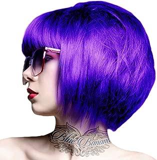 2 x Crazy Color Semi Permanent Hair Colour Dyes by Renbow 100ml Violette 43