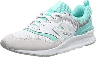 New Balance Women's 997 Trainers, White, 3.5 (36 EU)