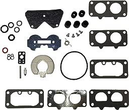 797890 Carburetor Rebuild Kit With Float, Choke Valve and Gaskets for Briggs & Stratton V-Twin 20-25hp Model 791230 Carburetor