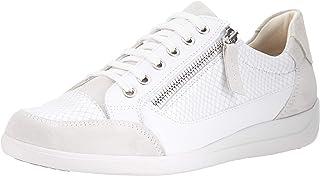 Geox D Myria A D64, Zapatillas Bajas Mujer