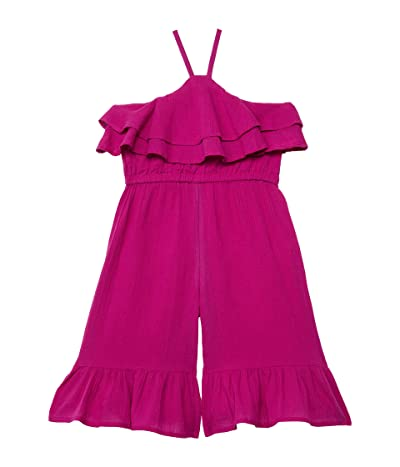 Janie and Jack Romper Swim Cover-Up (Toddler/Little Kids/Big Kids)
