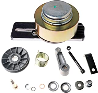 Solarhome Drive Belt Tensioner Pulley Assy & Cooling Fan Pulley Tensioner Kit 6735884 6662997 for Bobcat Skid Steer Loaders 653 751 753 763 773 7753 863 963 S100 S130 S150 S160 S175 S185 S205 S220 S25